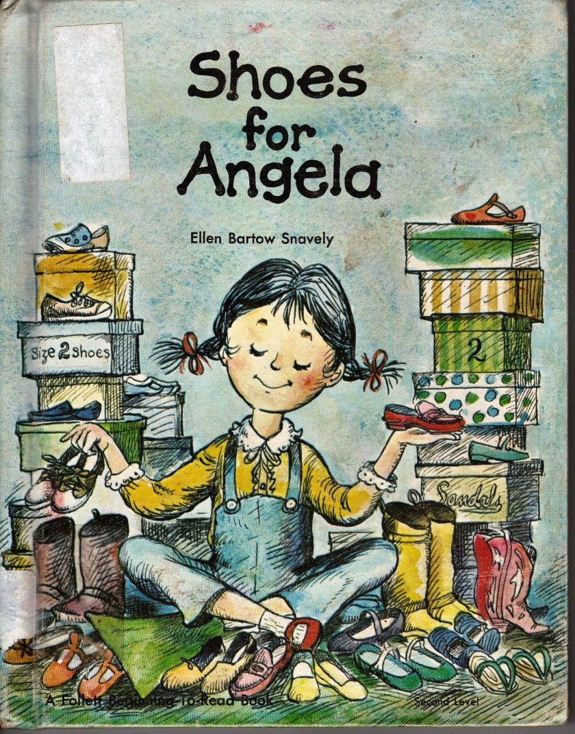 shoes for angela